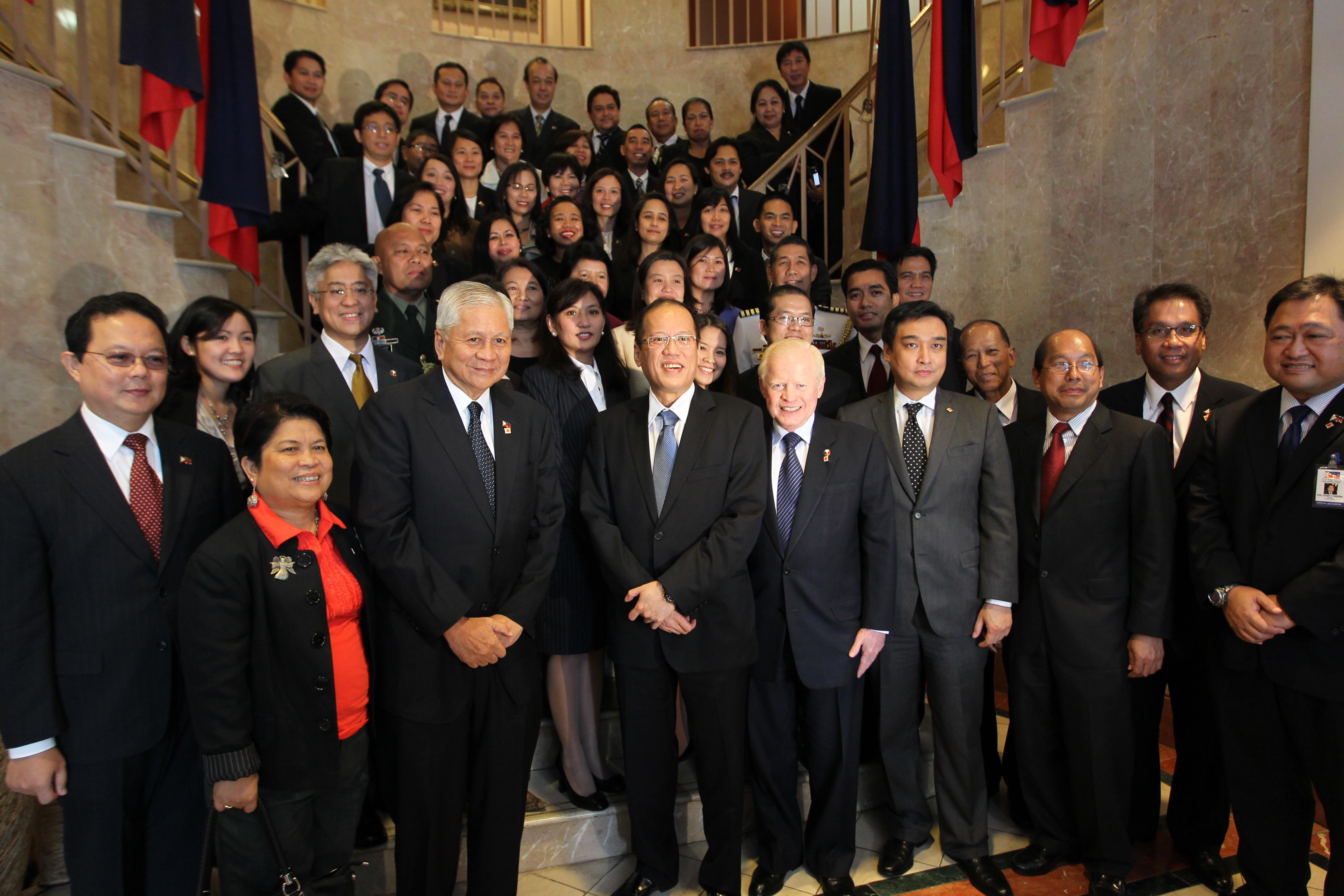 Embassy of the Philippines - Photo Gallery